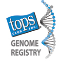 TOPS logo for genome project