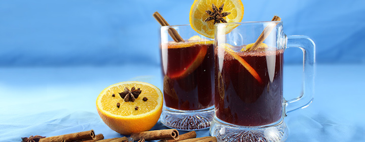 Mulled Wine Spritzer