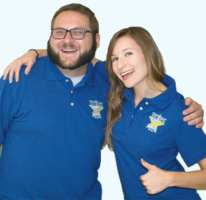TOPS 70th Anniversary Polos